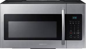 Samsung ME16H702SES 30 Inch Over the Range Microwave Oven