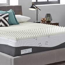 Comforpedic loft from Beautyrest 3 inch Memory Foam Mattress Topper