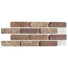 Brickwebb Thin Brick Sheets Flats  4 boxes