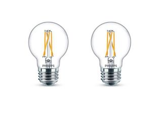 Philips Warm Glow G16 5 Medium lED Decorative light Bulbs 2pks Qty  4