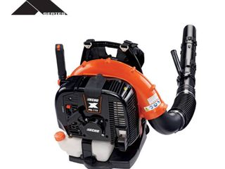 ECHO 234 MPH 756 CFM 63 3 cc Gas 2 Stroke Cycle Backpack leaf Blower with Hip Throttle