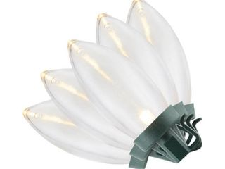 Home Accents Holiday 100 light lED Smooth C9 Warm White Spool Super Bright