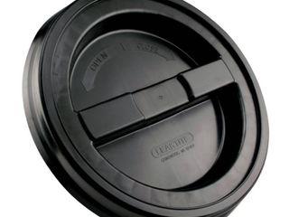 lEAKTITE 5 Gallon Screw Top Pail lid lD5GRlBK006