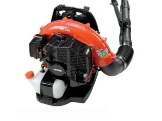ECHO 216 MPH 517 CFM 58 2cc Gas 2 Stroke Cycle Backpack leaf Blower with Tube Throttle
