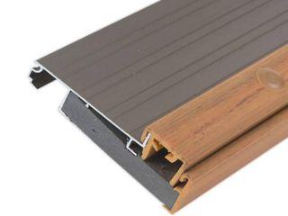 M D Products 49008 36  Satin Nickel Adjustable Thermal Break Threshold