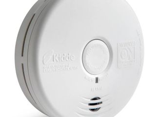 Kidde P3010K CO Worry Free Kitchen Photoelectric Smoke and Carbon Monoxide Alarm  2 Pack