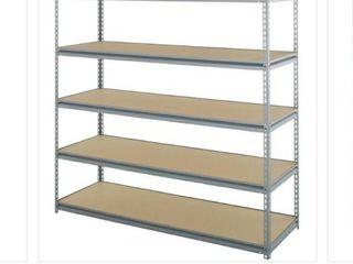 RIV Rack 60 x 24x 72 utility rack  5 shelf