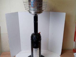 legacy Heating 11 000 BTU Mocha Table Top Gas Patio Heater used