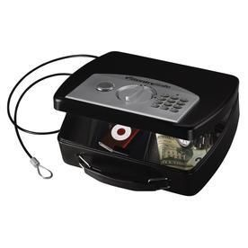 SentrySafe 0 08 cu ft Electronic Waterproof Chest Safe