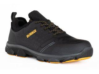 DEWAlT Men s Newton Nylon Mesh TPU Prolite Work Shoe   Alloy Toe   Black Size 11 M