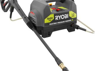 RYOBI 1 600 PSI 1 2 GPM Electric Pressure Washer