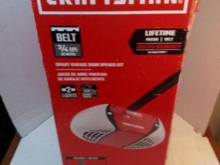 Craftsman 3 4 Hp Belt Drive Garage Door Opener Cmxeocg771