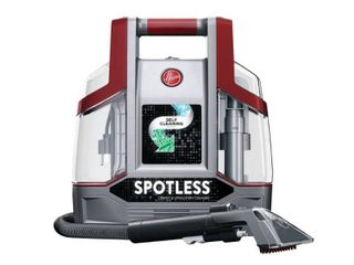 HOOVER Professional Series Spotless Portable Carpet Cleaner   Upholstery Spot Cleaner
