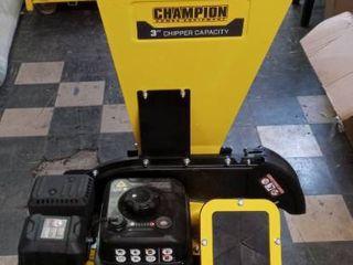 Chapman Power Equipment 3  wood chipper