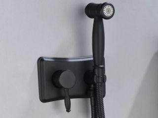 Stainless Steel Handheld Sprayer Hot and Cold Water Bidet Sprayer Set  Retail 169 99
