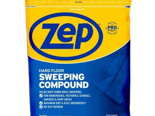Zep Commercial 50 lb  Bag NonSoy Sweeping Compound
