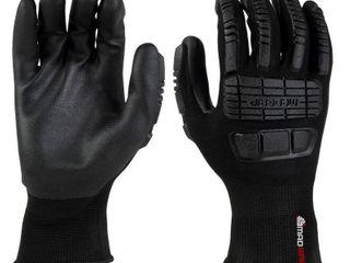Mad Grip Medium Ergo Impact Work Gloves