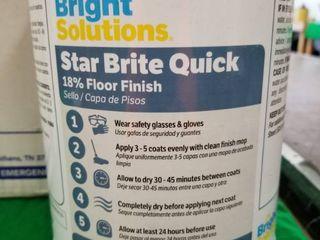 Bright Solutions 18  floor finish
