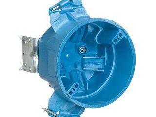 24 x Thomas   Betts BH525l Ceiling Fan Box  1 Gang  25 cu in  3 06 in D