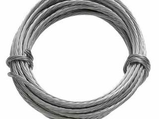 Ook Durasteel Wire 9  Stainless Steel Holds Up To 75 lb