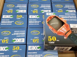 30 x Rough Service light Bulbs  1 case 15 Package