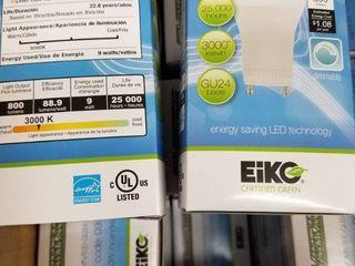 24 x Eiko Pear lED light Bulbs 1 case
