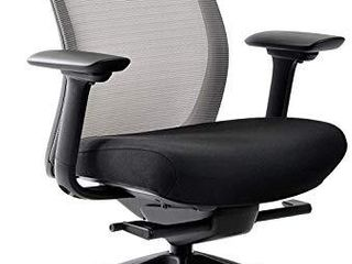 Eurotech Seating Vera Office Chair  Black