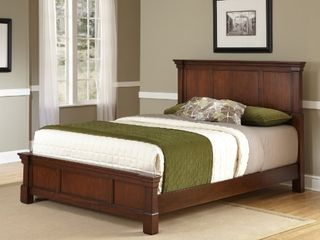 The Aspen Rustic Cherry Queen Bed by Home Styles  FOOTBOARD ONlY