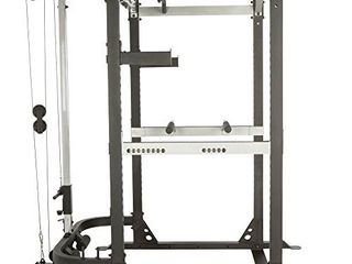 Fitness Reality X Class light Commercial Olympic lAT Pull Down   low Row Cable Attachment