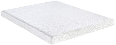 Classic Brands 4 5 Inch Memory Foam Replacement Mattress for Sleeper Sofa Bed Queen