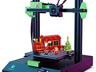 3D Printer  lABISTS Auto leveling 3D Printer DIY Kit for Adults with Resume Printing Function  Touch Screen  Filament Detection  Printing Size 220X220X250mm   MISSING POWER CORD  UNTESTED  SOlD AS IS