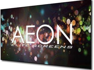 Elite Screens   Aeon Series 125  Projector Screen   Edgeless