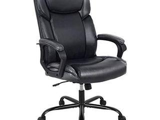 Rimiking Office Chair   Executive Computer Task Desk Chair Black