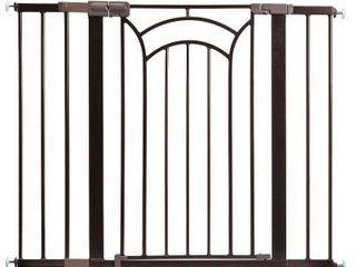 Safety 1st Easy Install Tall   Wide Walk Thru Baby Gate 29 47  Decor