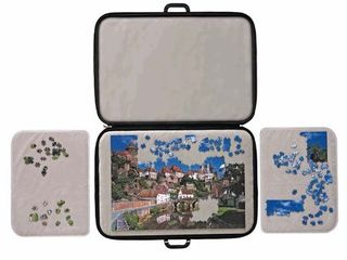 Jumbo PortaPuzzle 500 1500 piece Puzzle Case Puzzle Board