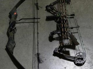 Lot #3 -Martin Equalizer Compound bow with