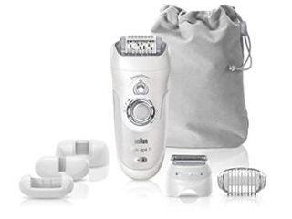 Braun Epilator Silk Apil 7 7 880 Facial Hair Removal For Women  Shaver Retail   119 99