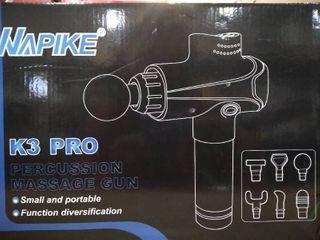 Wapike K3 Pro Percussion Massage Gun