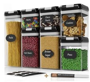 Chefs Path Food Storage Container Set