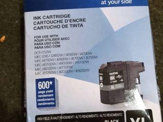 Brother  Ink Cartridge  lC103BK  Black  Xl