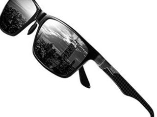 Duck Mens Sports Designer Sunglasses Grey lenses