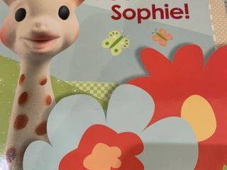 Peekaboo Sophie Childrens Book