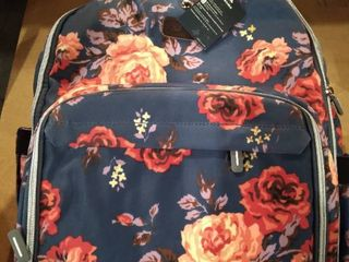 Kaome Floral BackPack