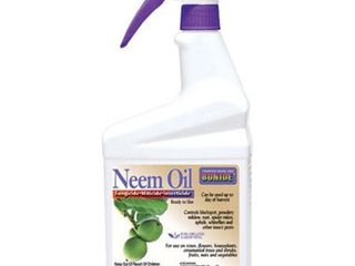 Bonide 022 Ready to Use Neem Oil  32 Ounce