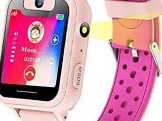 Setracker2 Smart Kids Watch Pink