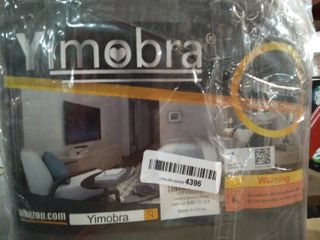 Yimobra Memory Foam Bath Mat  Grey