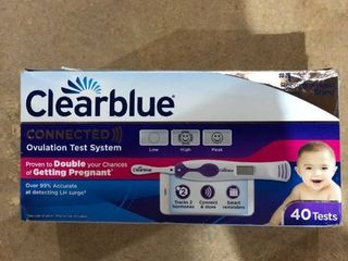 Clearblue Connected Ovulation Test System Pack Of 40 Test