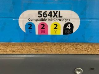 Smart Ink Compatible Ink Cartridges For Hp 564 Xl 564xl High Yield 10 Pack