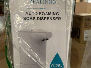 Zealinno   Auto Foaming Soap Dispenser