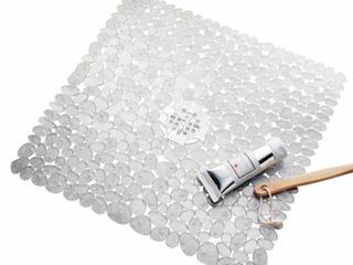 InterDesign Pebblz Square Shower Mat  1 Each